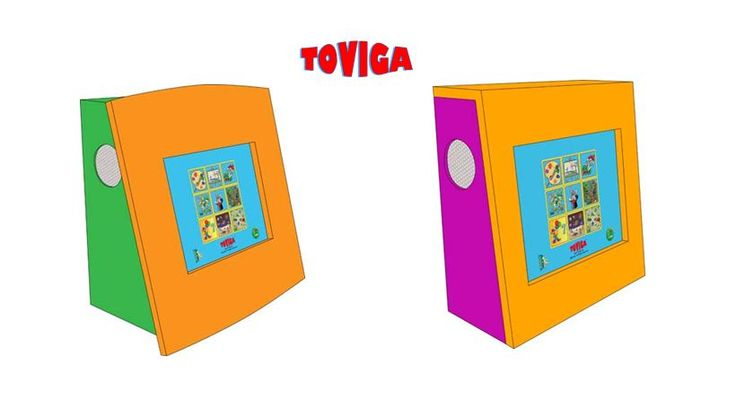 Make your facility a #favorite #destination for #young #visitors with #Toviga #touchscreen #kiosks. Keep them #occupied and #entertained.