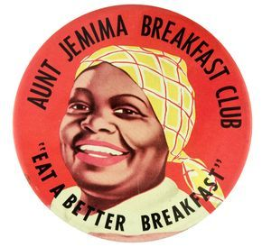 Aunt Jemima made the BEST pancakes....I can still see her smilin' face in mom's cupboard....