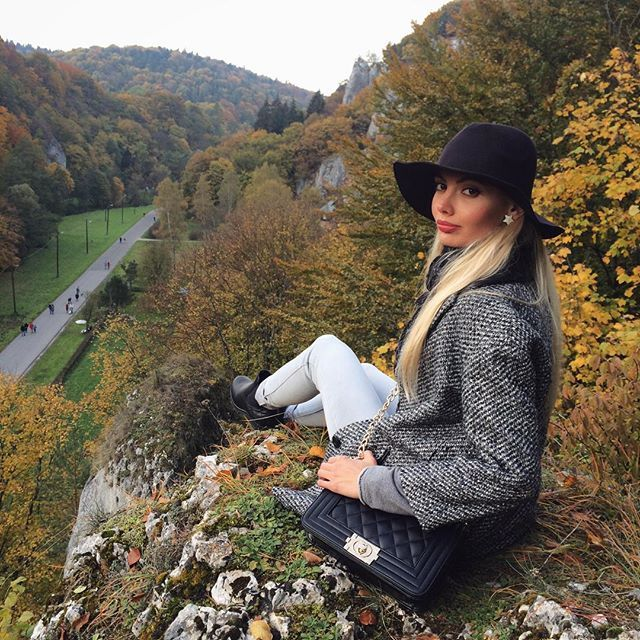 #relax #ojców #parknarodowy #weekend #view #travel #poland #onthetop #autumn #fall