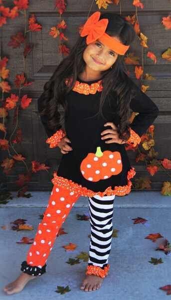 Clearance: Toddler Girls Halloween Dress, Girls Halloween Outfit, Halloween Tutu Outfit, Baby Girls Halloween Outfit, Halloween Necklace by MyLittleObsessions1 on Etsy https://www.etsy.com/listing/179486580/clearance-toddler-girls-halloween-dress
