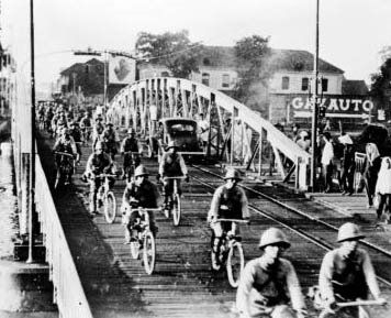 Japan TakeSaigon bridge. This Day in History: Dec 19, 1946: Start of the First Indochina War.
