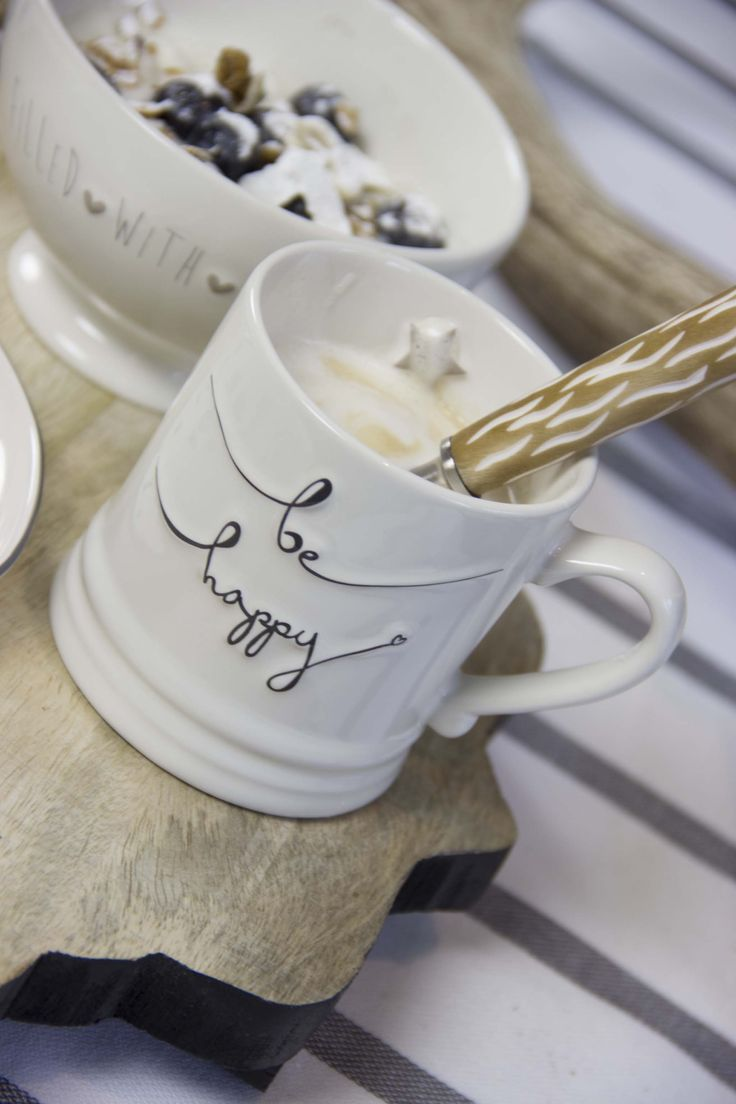 Be Happy! BC Ceramics #BC #Ceramics #Winter 2016