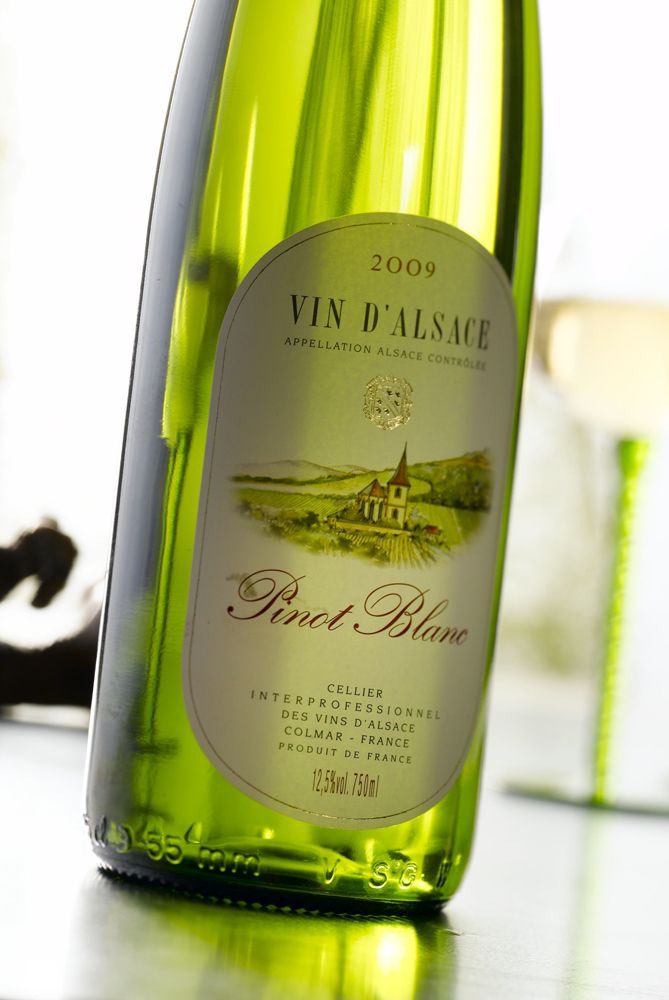 """Pinot Blanc generally produces lighter, creamier, easy-drinking wines that drink fabulously on a terrace in """"Goldilocks weather"""" — neither too hot, nor too cool, but just pleasant so you don't need anything too crisp, or warming, but rather fresh and relaxing."""