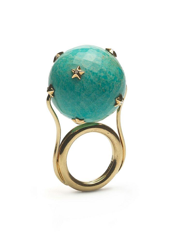 Bibi van der Velden, Fine Jewelry Collection, Pinball Ring, 18ct ...