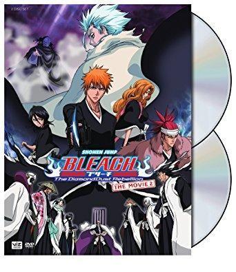 Johnny Yong Bosch & Steve Staley & Noriyuki Abe-Bleach Movie 2: The DiamondDust Rebellion