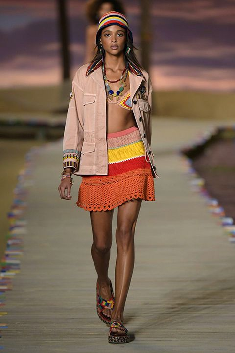 New York Fashion Week: Tommy Hilfiger: rumbo al Caribe - Foto 1 de 60 | Yodona | EL MUNDO