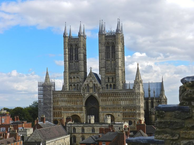 Lincoln Cathedral, Lincoln, United Kingdom