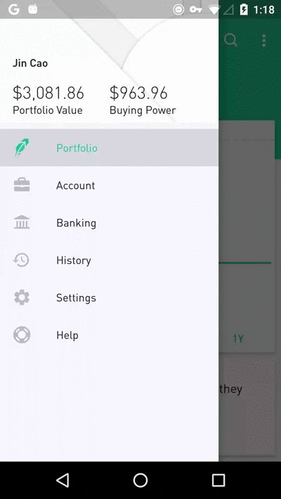 Linking and Funding with a Bank Account – Robinhood Help Center