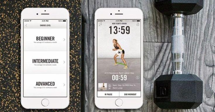 10 aplicações gratuitas para treinar fora do ginásio (e sem desculpas)