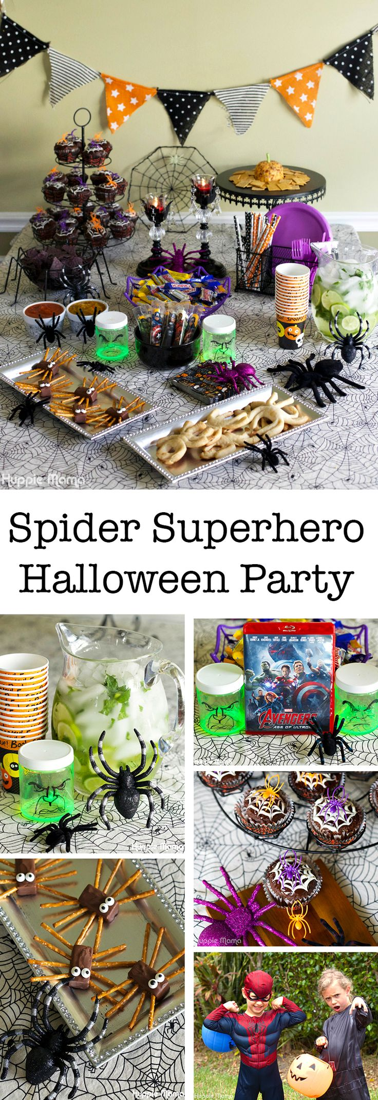 11 best Avengers Party Ideas images on Pinterest