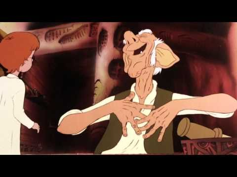 If you're in the U.S., you know Roald Dahl because of the Chocolate Factory or the Giant Peach. If you're in the U.K., you know him because of The BFG. Good thing Brian Cosgrove made this lavish feature film version in 1989!