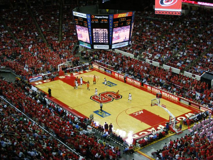 Photo NC State To Unveil New Court Design Next Week in