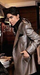 Prince ● He's definitely got the look ●