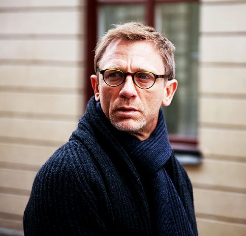 "Photo of Daniel Craig as ""Mikael Blomkvist"", in ""The Girl…(#105db ..."
