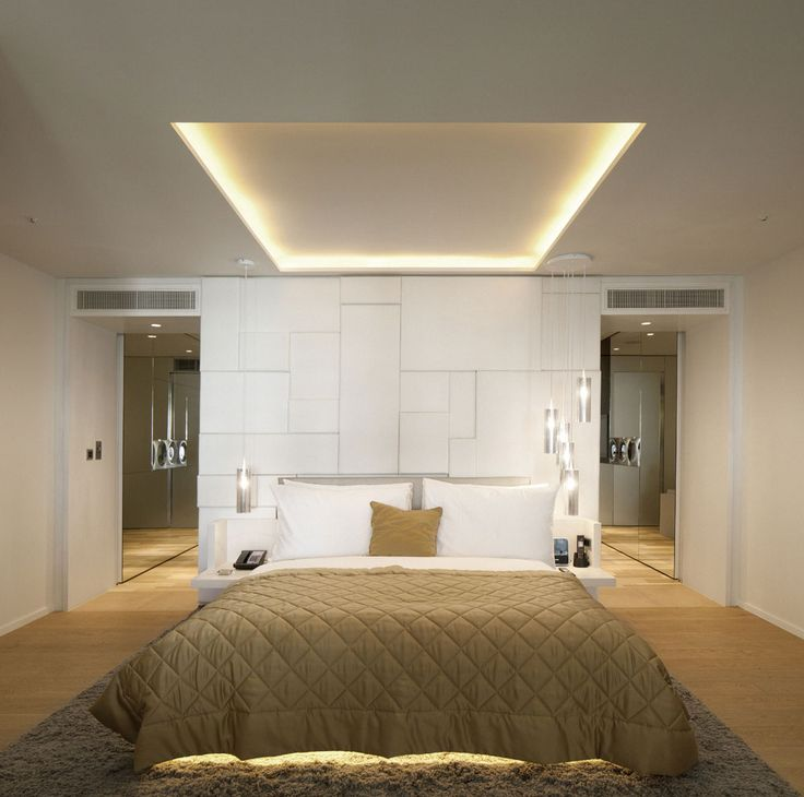 Hotel Bedroom Interior Design: 25+ Best Ideas About Floating Wall On Pinterest