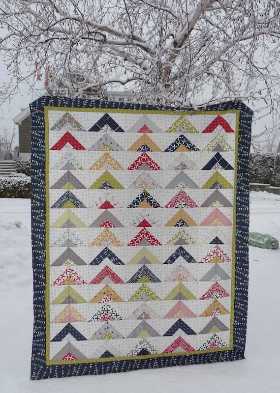 Grace and Favour -   My version of a Reunion JR quilt