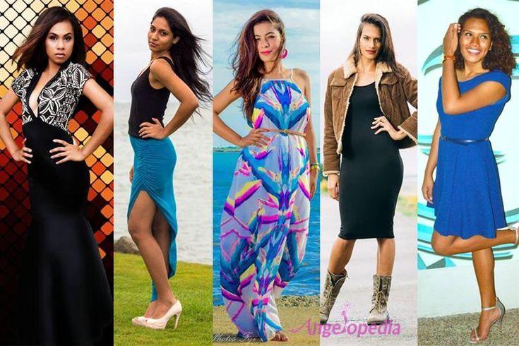 Miss World Fiji 2015 Top 5 Hot Picks