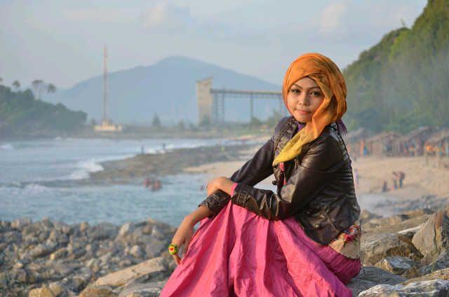 Positif Thinking untuk model, kata gadis cantik satu ini - Aceh ...