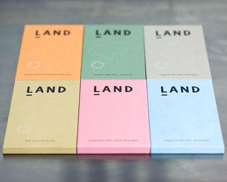 land-chocolate - Design Milk