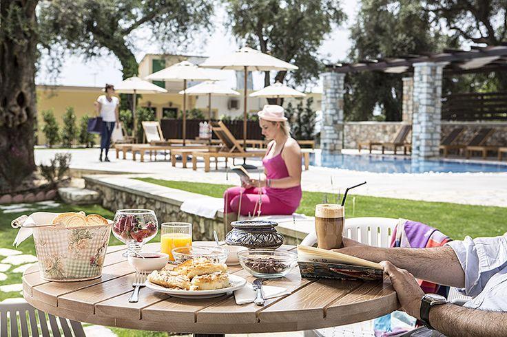 Vassilis Guest House Parga Greece