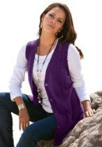 39 best Women Sweater Vests images on Pinterest | Sweater vests ...