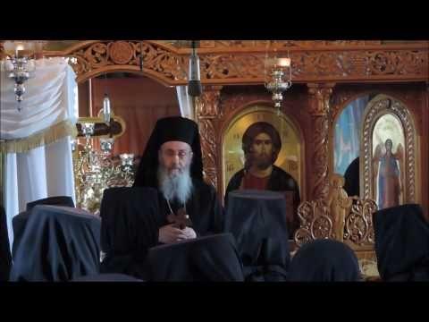 În ziua de sâmbătă, 29 aprilie, Mănăstirea noastră a avut cinstea și binecuvântarea de a primi vizita mult îndrăgitului Părinte Duhovnicesc, Î.P.S. Ierotheos Vlachos, Mitropolit de Nafpaktos și Sf. Vlasie. Înalt Preasfinția Sa a revenit în ținuturile moldave cu prilejul lansării a două din ultimele