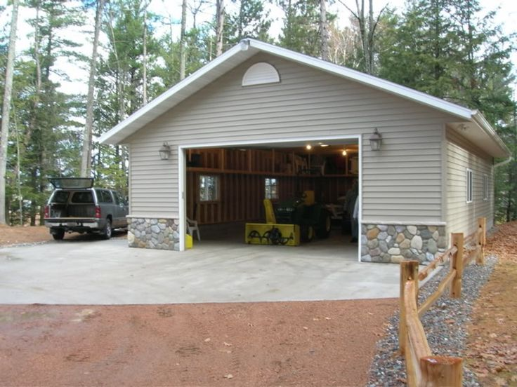 30x40 Garage Plans Suggestions And Warnings When Build