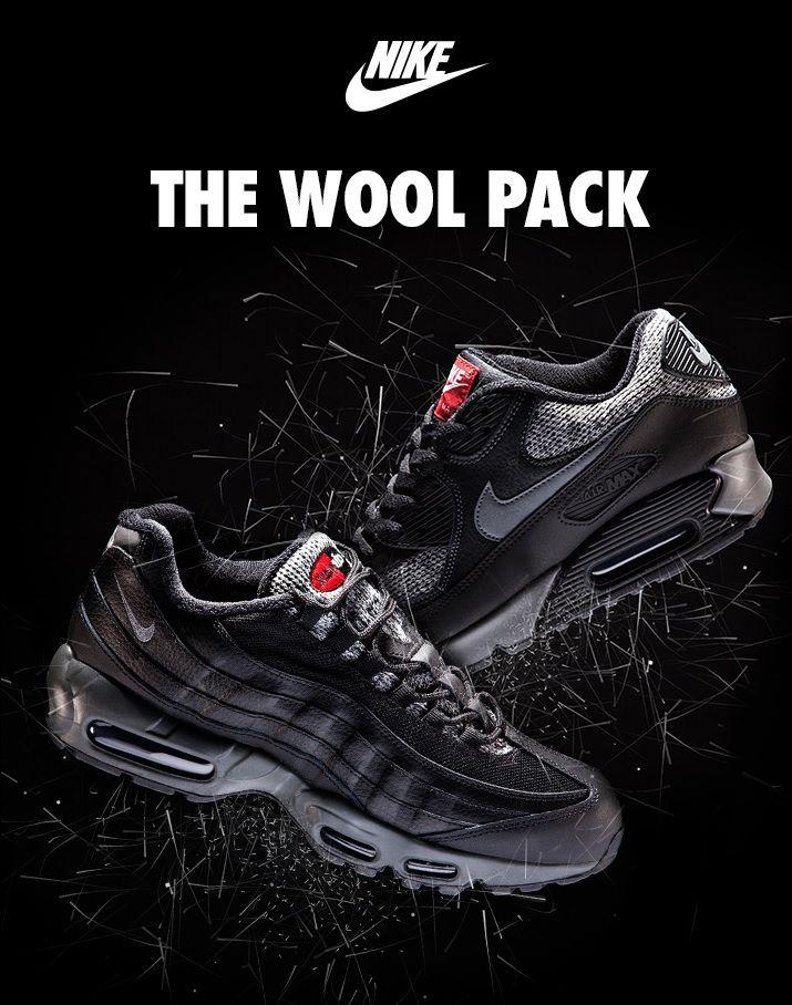 Nike Air Max 95 Wool Pack