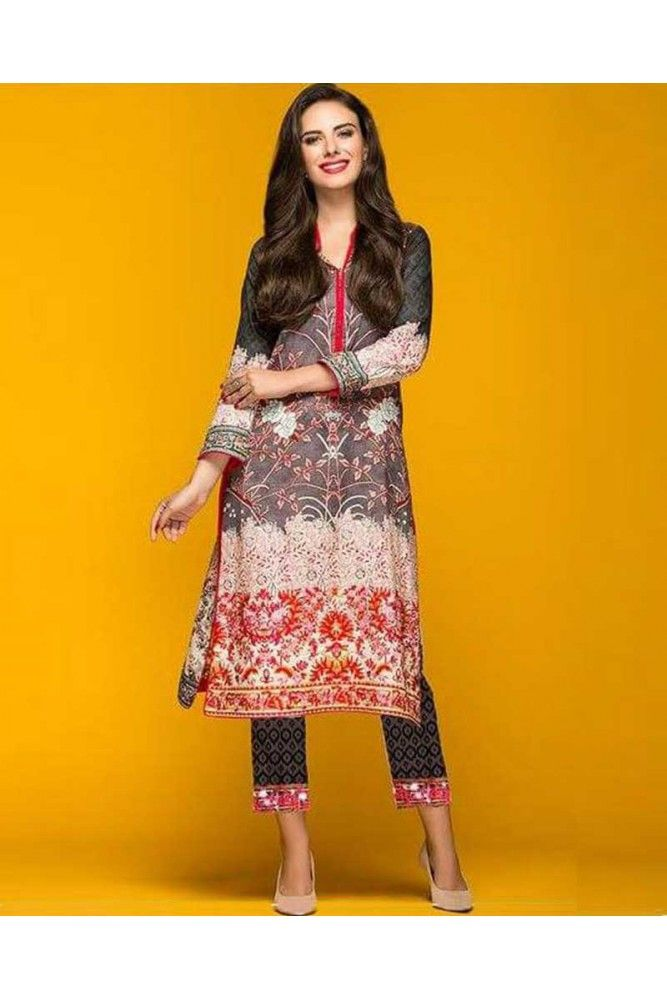 Go floral wearing this floral printed salwar suit crafted with quality fabric.  #salwarsuitsforwomen #womenssalwarsuits #ethnicwearforwomen #womensethnicwear #eidspecial  https://trendybharat.com/women/ethnics-wear/women-ethnic-wear-pakistani-lawn-suits/brown-and-maroon-full-sleeved-salwar-suit-set-tn02b