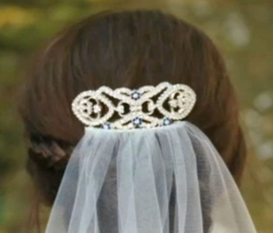 Twilight: Breaking Dawn Bella Swan Wedding Scene Hair 2011-06-02 ...