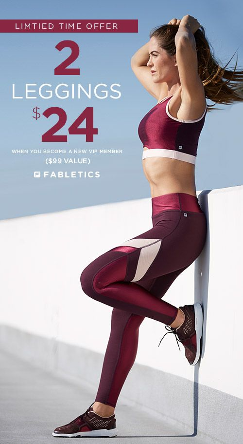 Stylish, Technically Efficient Activewear Designed for All Shapes and Sizes. Take Our Quick 60 Second Style Quiz to Get Your First Two Pairs of Our Best Selling Leggings for $24!