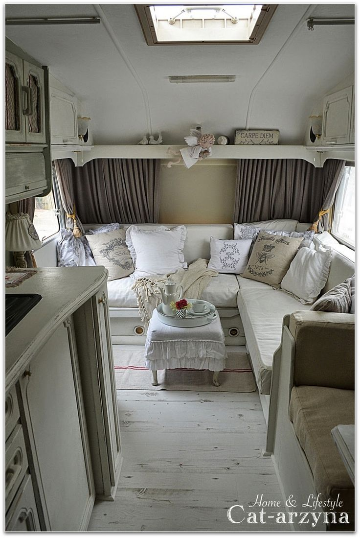 Best 25 Shabby Chic Campers Ideas On Pinterest