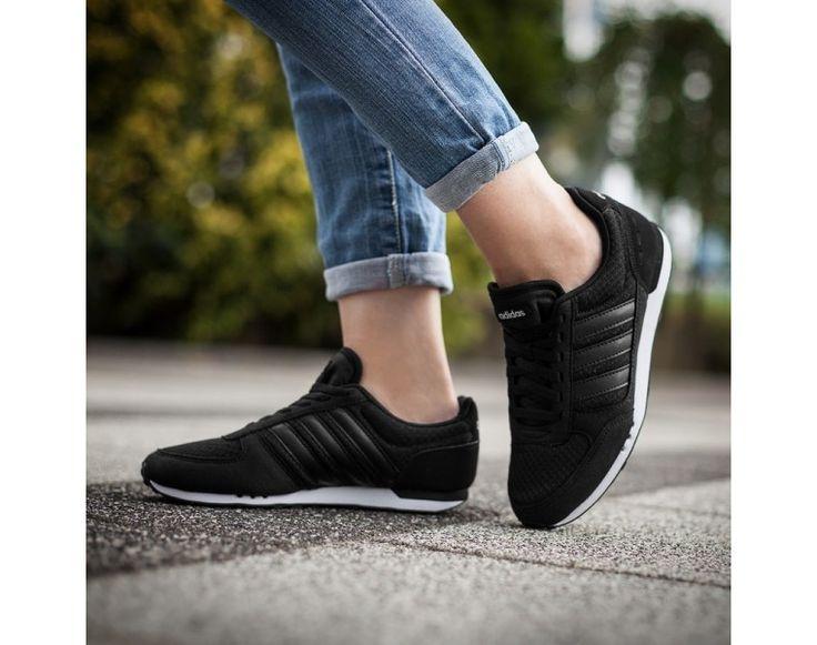 Adidas Style Racer TM Black dame