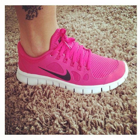 Nike Free 6.0 V2 Laser Pink Black #Pink #Womens #Sneakers