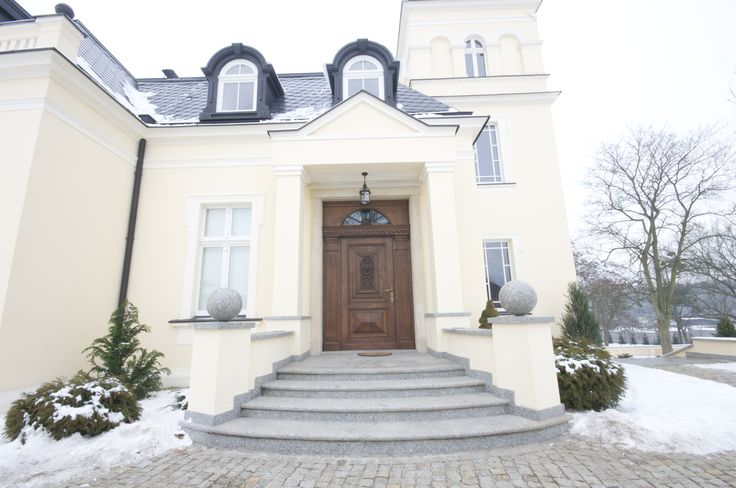 Granitowe Schody W Zabytkowym Pałacu, Rok produkcji 2004, Lokalizacja Wielkpolska