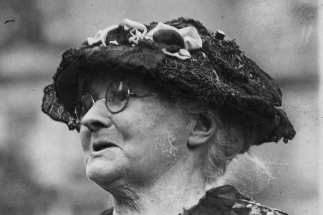 Outrageous Quotes From the Outrageous Mother Jones: Mother Jones  Truly a lady after my own heart. What a warrior. That little woman fought for what she believed in. What a champion.