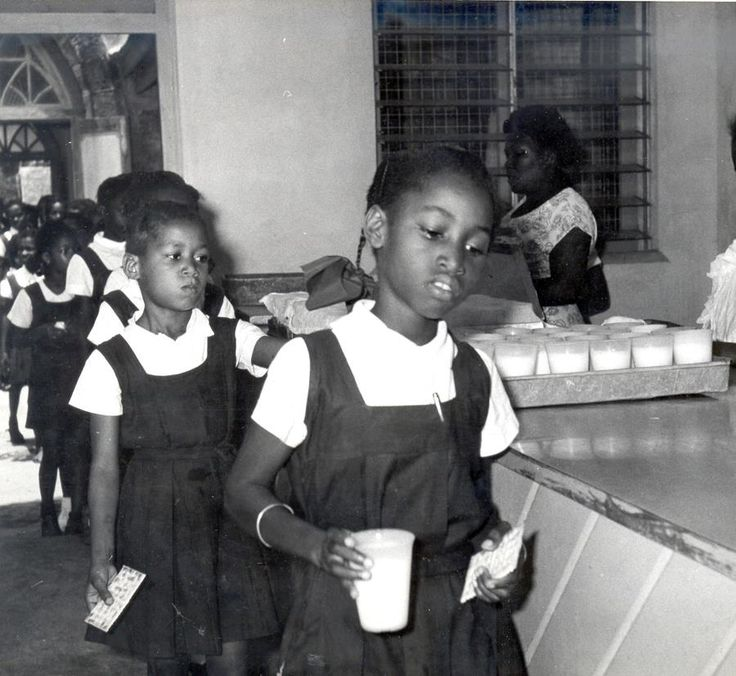 Barbados Today November 10, 2012 ·     There are many who will still recall days like these, when milk and biscuits reigned supreme.   And as the island celebrates 50 years of universal free education and 46 years of Independence, it is indeed time to reflect on how much the island has developed.  [Photo courtesy the Media Resource Department of the Ministry of Education]