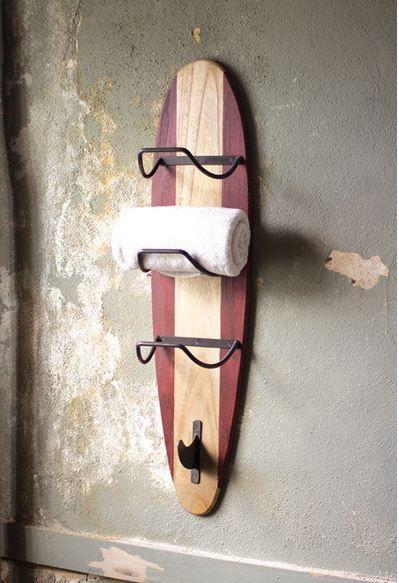 25 Best Ideas About Surfboard Rack On Pinterest