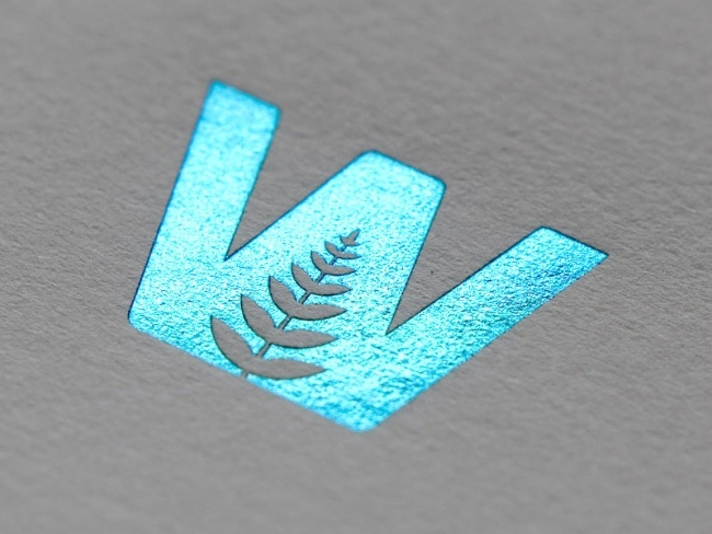 DESIGN CONTEXT YEAR 3: Foil Block & UV Spot Varnish