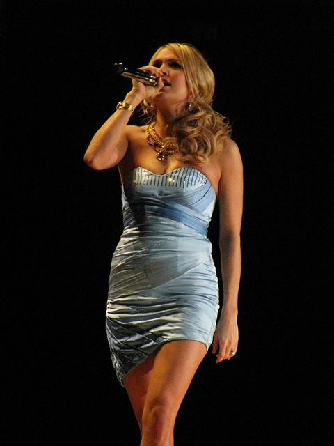 Carrie Underwood at Rogers Arena.