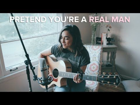 Pretend You're A Real Man | Alex G (Live Acoustic Version)
