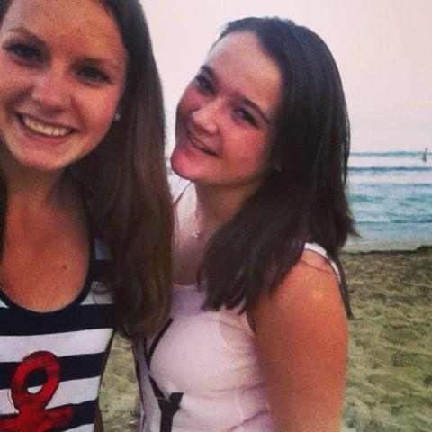 At the beach - spain - 2013