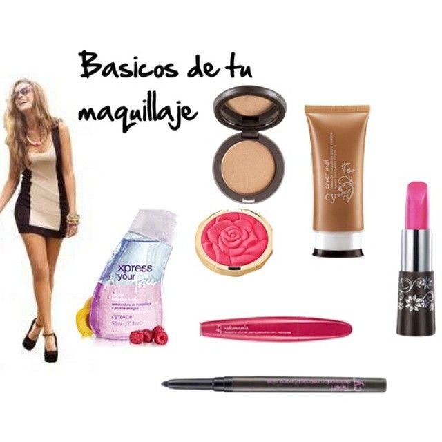 Basicos de tu maquillaje