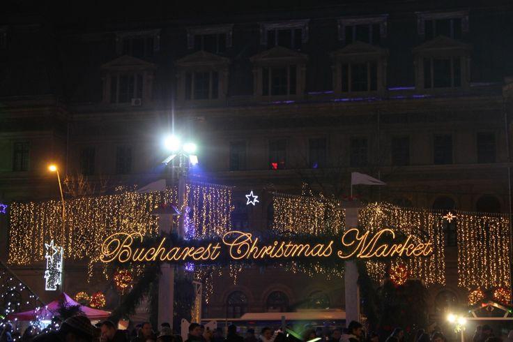 Bucharest Christmas Market, târgul de Crăciun al Capitalei. - http://www.facebook.com/1409196359409989/posts/1499407260388898