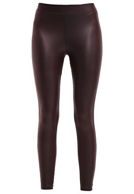 Leggings - Hosen - plum purple