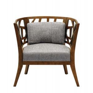 Jennifer round back chair
