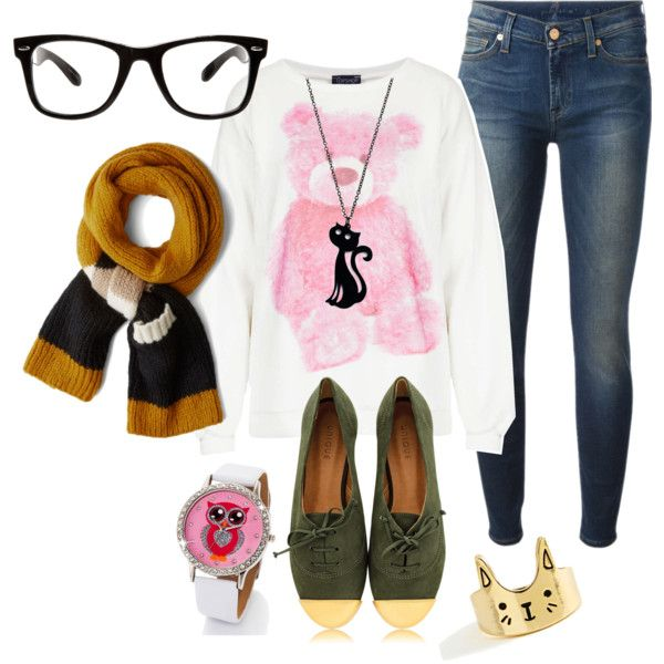 """""""teddy"""" by eejatiey on Polyvore #hijab #street style"""