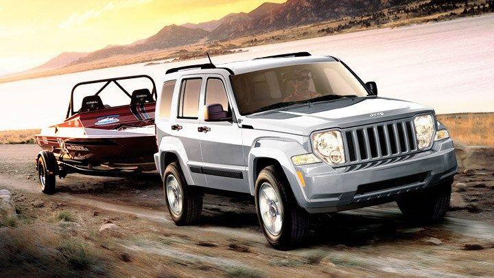 2012 Mopar Jeep Compass True North Points North Jeep Compass