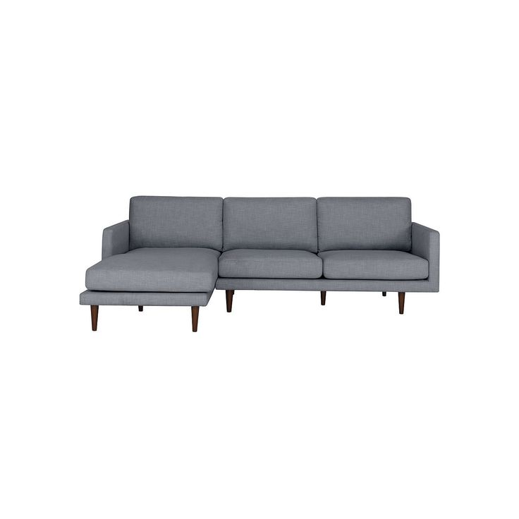 Range Includes Leather & Fabric Sofas, Modular Couches, Armchairs & Recliners, Docklands RAF Mod 2.5S + LAF Chaise Harbour