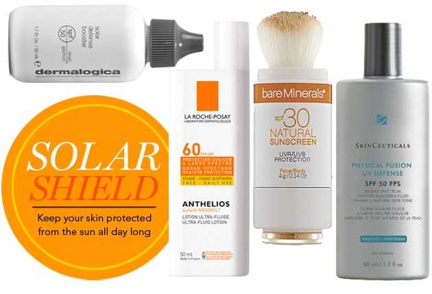 Face saving sunscreens to try this summer!